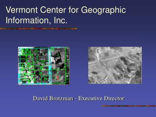 Vermont Center for Geographic Information, Inc.