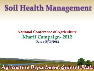 Soil Health Management