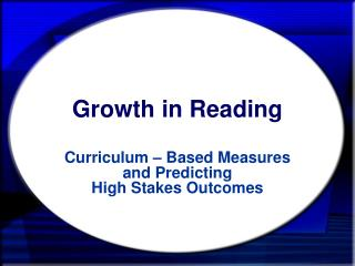 Growth in Reading