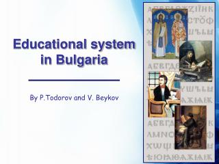 The Structure of Educational System in Bulgaria