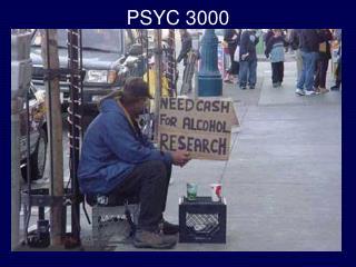 PSYC 3000