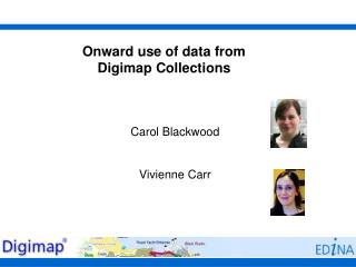 Onward use of data from Digimap Collections