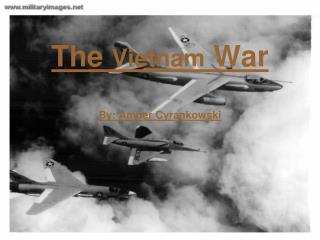 The  Vietnam  War By: Amber Cyrankowski