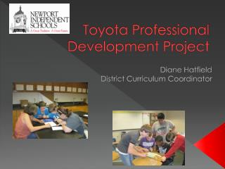 Toyota Professional Development Project