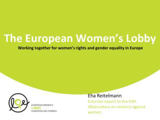 The European Women's Lobby  Working together for women's rights and gender equality in Europe