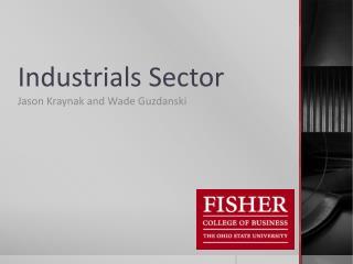 Industrials Sector