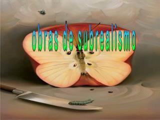 obras de subrealismo