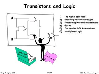 Transistors and Logic