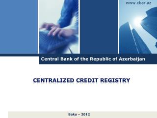 Central Bank of the Republic of Azerbaijan