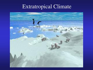 Extratropical Climate
