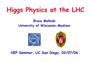 Higgs Physics at the LHC