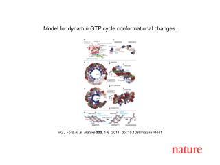 MGJ Ford  et al .  Nature 000 ,  1 - 6  (2011) doi:10.1038/nature10441