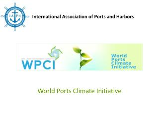 World Ports Climate Initiative