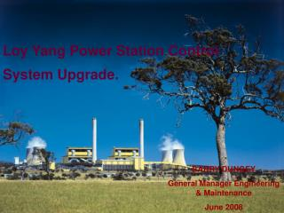 Loy Yang Power Station Control System Upgrade.