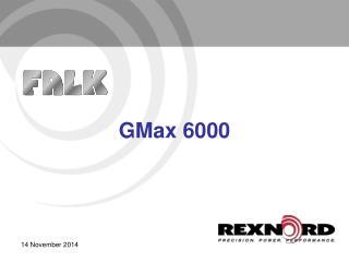 GMax 6000