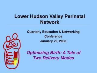Lower Hudson Valley Perinatal Network