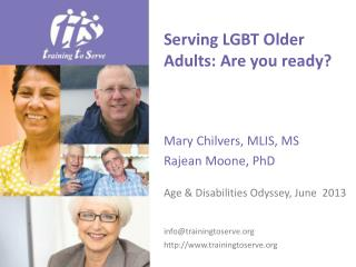 Serving LGBT Older Adults: Are you ready?