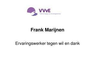 Frank Marijnen