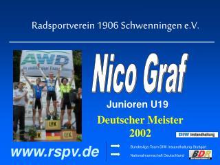 Radsportverein 1906 Schwenningen e.V.