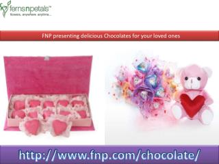 Valentine�s Day Chocolates