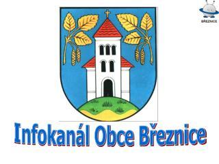 Infokanál Obce Březnice