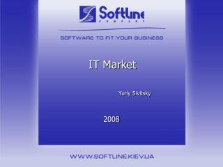 IT Market Yuriy Sivitsky
