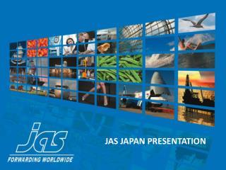 JAS JAPAN PRESENTATION