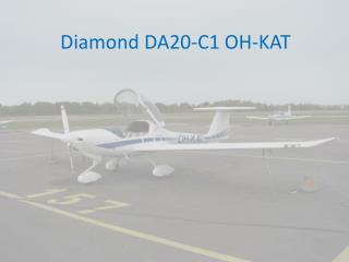 Diamond DA20-C1 OH-KAT