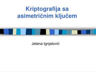 Jelena Ignjatović