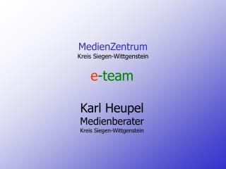 MedienZentrum Kreis Siegen-Wittgenstein