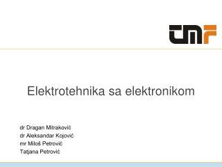 Elektrotehnika sa elektronikom