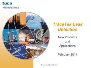 TraceTek Leak  Detection