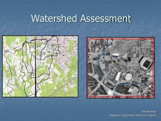 Watershed Assessment