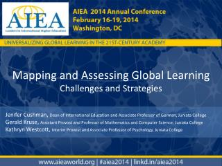 Mapping and Assessing Global Learning Challenges and Strategies