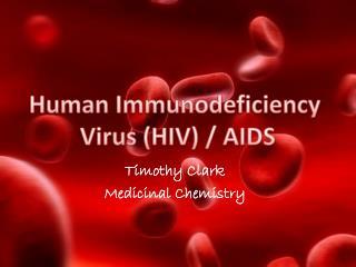 Timothy Clark Medicinal Chemistry