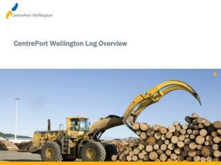 CentrePort  Wellington Log Overview