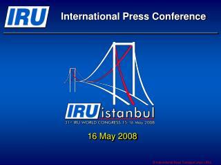 16 May 2008