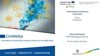 Regional innovation strategies for smart specialisation: RIS3