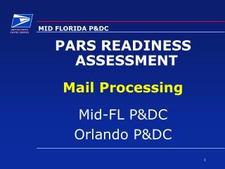 MID FLORIDA P&DC