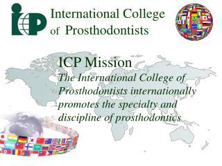 ICP Mission