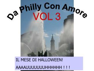 Da Philly Con Amore