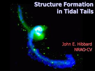 Structure Formation  in Tidal Tails