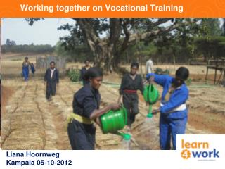 Working together on Vocational Training