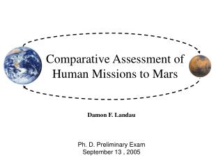 Comparative Assessment of Human Missions to Mars
