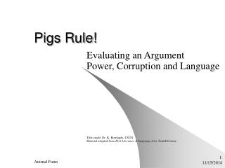 Pigs Rule!