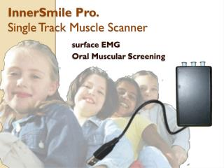 surface EMG Oral Muscular Screening
