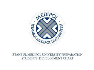 ISTANBUL MEDIPOL UNIVERSITY PREPARATION  STUDENTS' DEVELOPMENT CHART