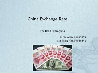 C hina Exchange Rate