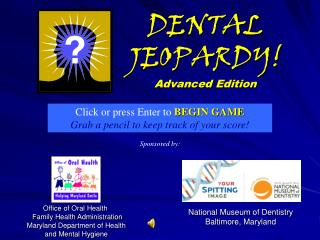 National Museum of Dentistry Baltimore, Maryland