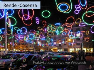 Rende -Cosenza